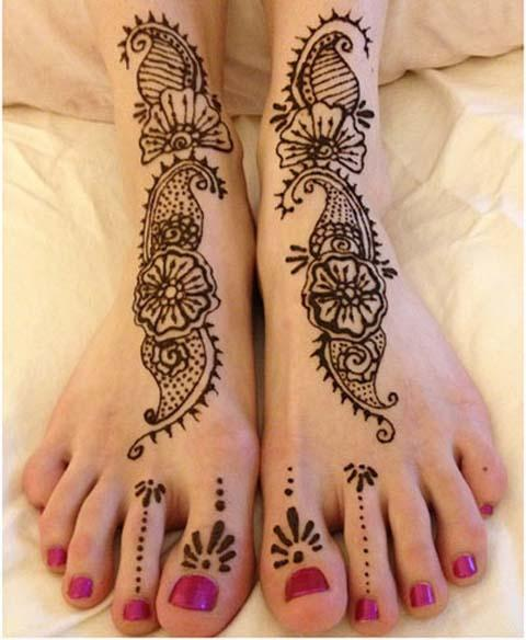 Mehndi Designs For Legs 2017 - Android Apps On Google Play