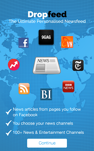 Dropfeed - Viral Stories News