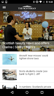 The Scotsman- screenshot thumbnail