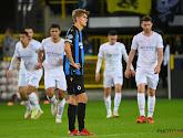 Le Club de Bruges s'est incliné contre Manchester City en Ligue des Champions