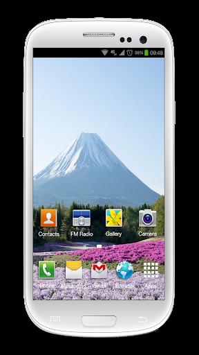 山富士山の壁紙のHD|玩攝影App免費|玩APPs