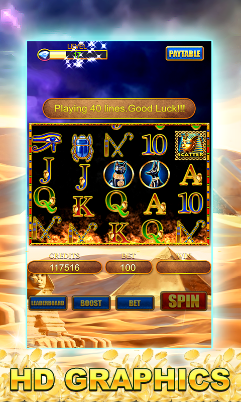 Free Cleopatra Slots Online