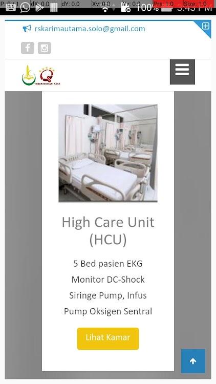 96 Koleksi Gambar Rumah Sakit Karima Utama Terbaik