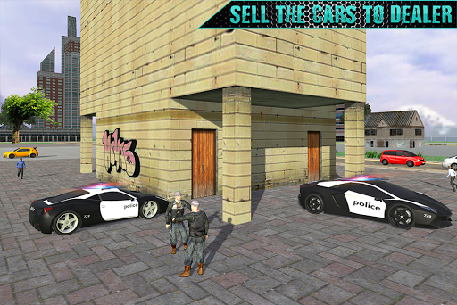 Impossible Police Transport Car Theft 1.0 screenshots 10