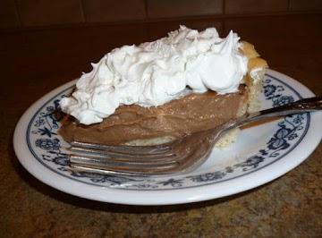 Aunt Emma's Basic Cream Pie Recipe