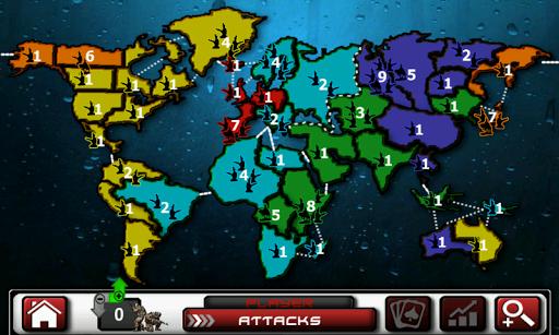 Rise Wars (strategy & risk)  screenshots 1