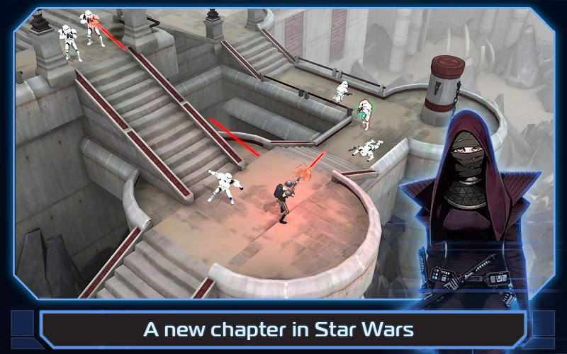 Star Wars: Uprising v0.1.0 APK - screenshot