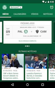 Palmeiras SporTV- screenshot thumbnail