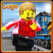 Lego Subway Runner Surfers