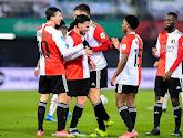 Eredivisie: Feyenoord croit encore à l'Europe