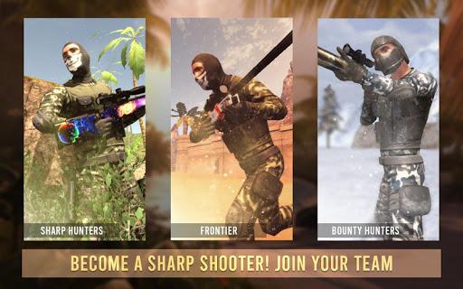 Télécharger Target Sniper 3d Games 2020 apk mod screenshots 5