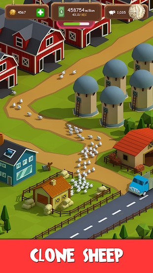 Tiny Sheep- screenshot thumbnail