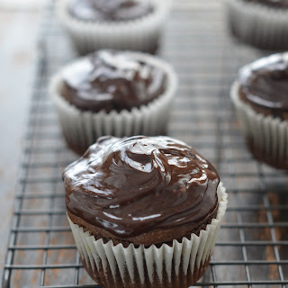Almond Flour Chocolate Cupcakes Recipes