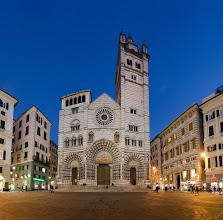 Photo: Cathedral San Lorenzo.