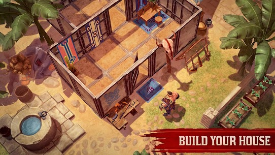 Exile Survival – Survive to fight the Gods again Apk Download For Android and Iphone 3