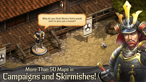 Warbands: Bushido - Tactical Miniatures Board Game 0.255 Screenshots 3