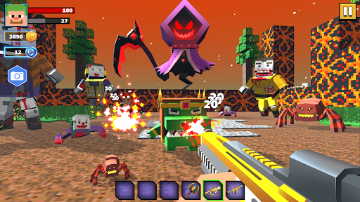 Block Craft: Shadow Awakens 1.9 screenshots 1