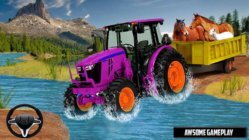 Tractor Trolley Animal Farming Simulator 3D  screenshots 3