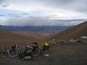 Photo: Pang la pass (5160m)