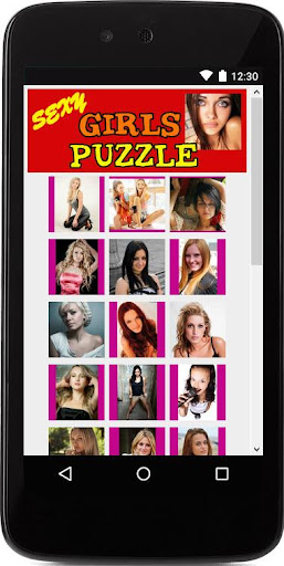 Sexys Girls Puzzle