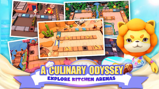 Game Cooking Battle! APK for Windows Phone