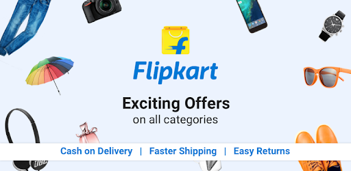 (APK) تحميل لالروبوت / PC Flipkart Online Shopping App تطبيقات screenshot