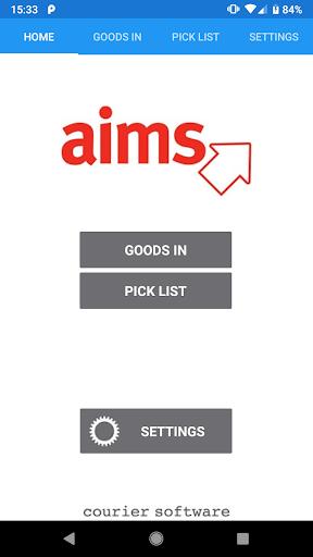AIMS Warehouse 1.0 screenshots 1