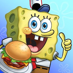 SpongeBob Krusty CookOff 1.0.21 by Tilting Point logo