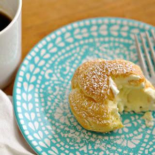 Another Pâte à Choux Experiment