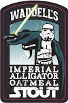 Waddells Imperial Alligator Oatmeal Stout