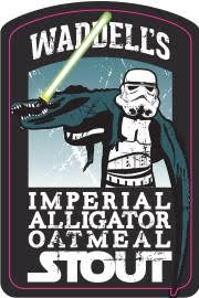 Logo of Waddells Imperial Alligator Oatmeal Stout