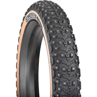 45NRTH Dillinger 5 Tire - 26 x 4.6, Tan, 60tpi, Studded alternate image 3