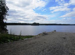 Photo: Ormajärven selkää Lammilla