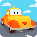 Tom the Tow Truck: Drive in Car City - Mini Mango icon