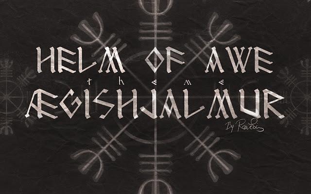 8d3a5aff8 Aegishjalmur - The Helm of Awe