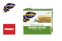 Angebot für Wasa Delicate Thin Rosmarin & Meersalz im Supermarkt - Wasa