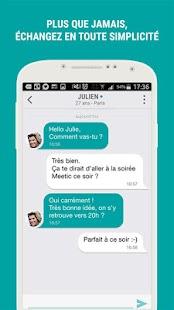 Meetic - La Rencontre- screenshot thumbnail