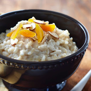 Creamy Slow Cooker Rice Pudding.