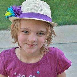 Hat Day by Sandy Darnstaedt - Babies & Children Children Candids (  )