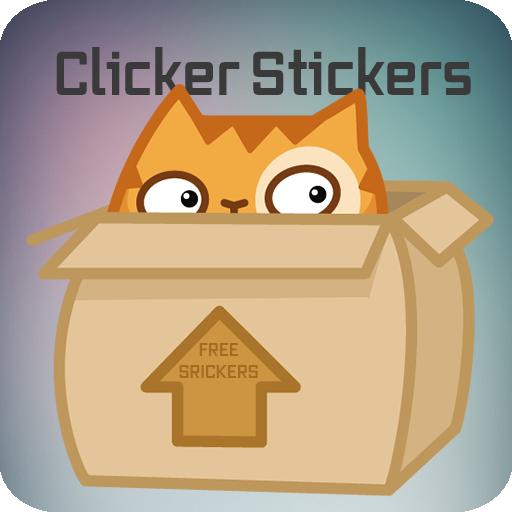 Clicker Stickers