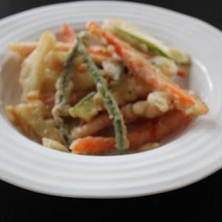 Tempura - Mixed Vegetables