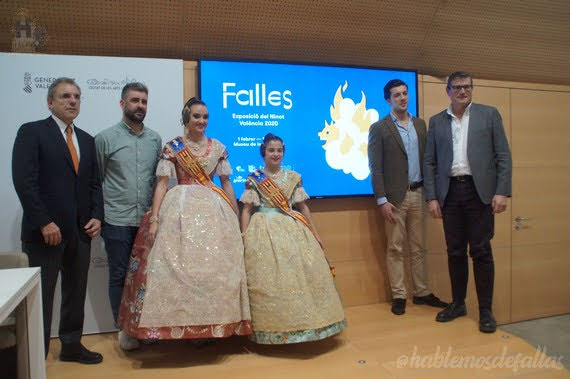 Inauguración Exposición del Ninot
