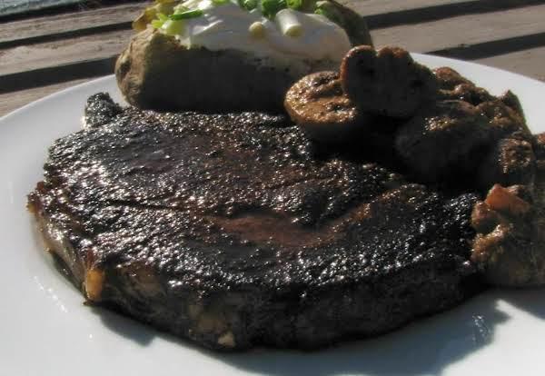 Blackened Steak Recipe