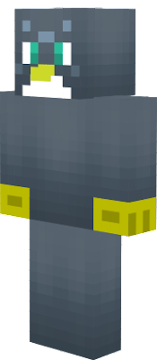 Skin of Gabby Griffon from MLP. Color scheme made to match Elytra