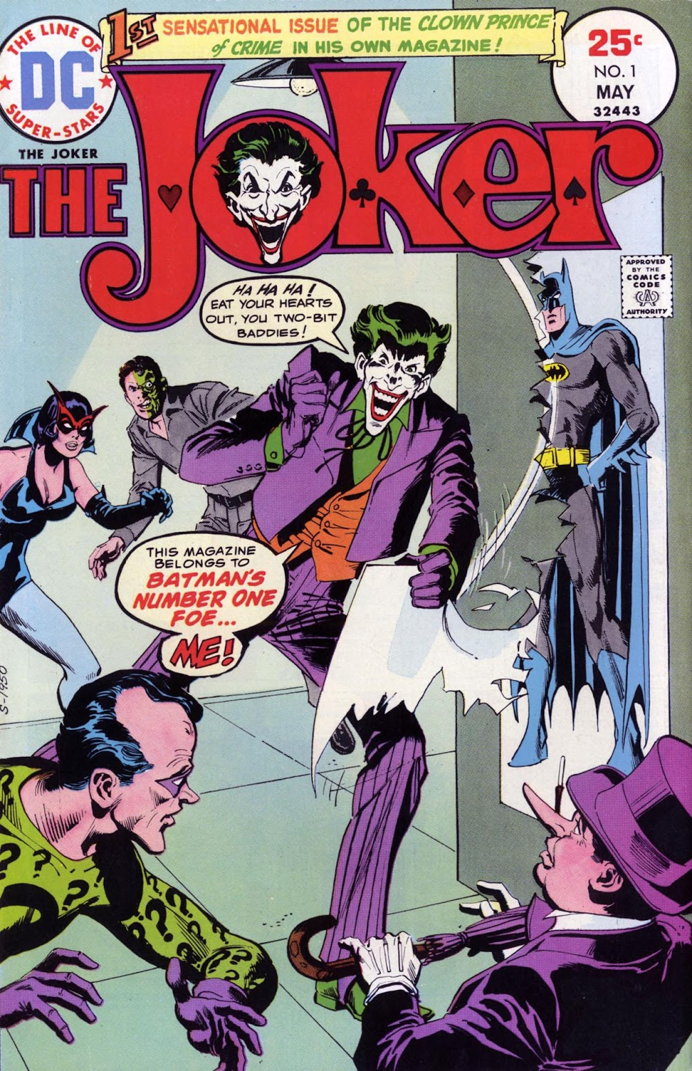 The Joker (1975) - complete