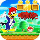 woody super woodpecker jungle game