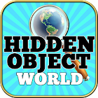 Hidden Object World icon