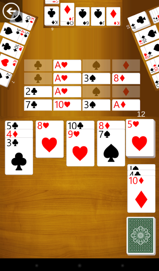 Nertz Solitaire: Pounce the Card Game- screenshot