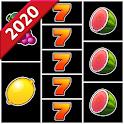 Slots - casino slot machines free icon