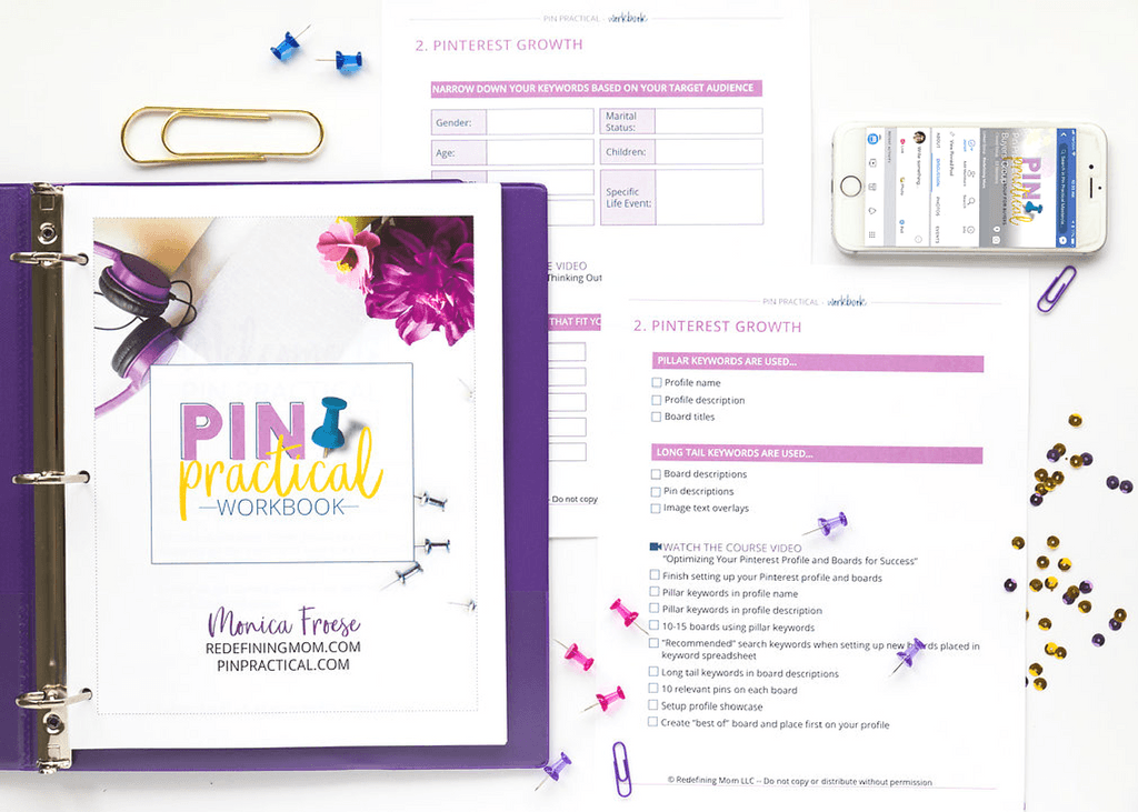 Pin Practical Masterclass Workbook